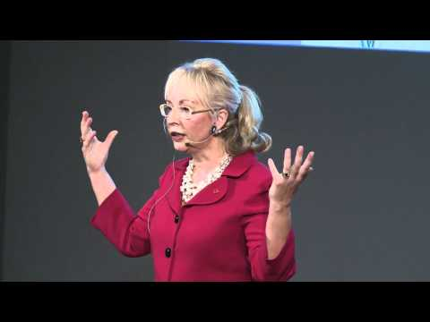 TEDxValletta - Deborah Marshall-Warren - The Wizard of Us