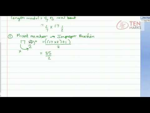Multiply Mixed Numbers by Fractions