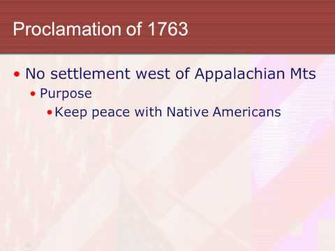 Early American History Pt 1