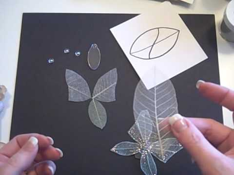 Butterfly Embellishment  Tutorial