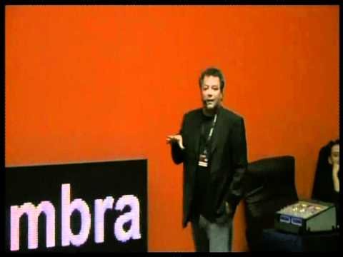 TEDxCoimbra - Alvaro Costa - Refrigerators, toasters and facebook, with garage and T3
