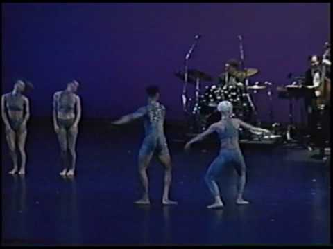 Step Into My Dream, Billy Taylor/David Parsons, Jazz/Dance Part 7