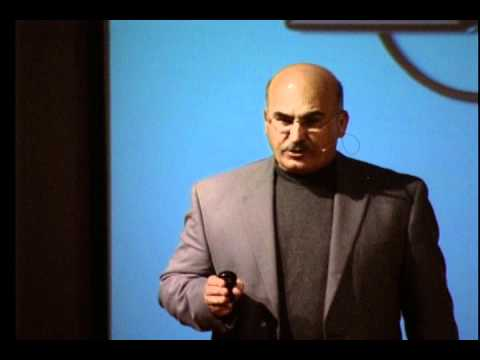 TEDxFlint 2010 - Bahram Roughani - Innovate to Educate & Educate to Innovate