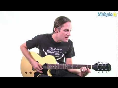 "How to Play ""In The Air Tonight"" by Phil Collins on Guitar"
