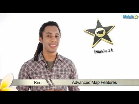 Learn iMovie 11 - Advanced Map Features