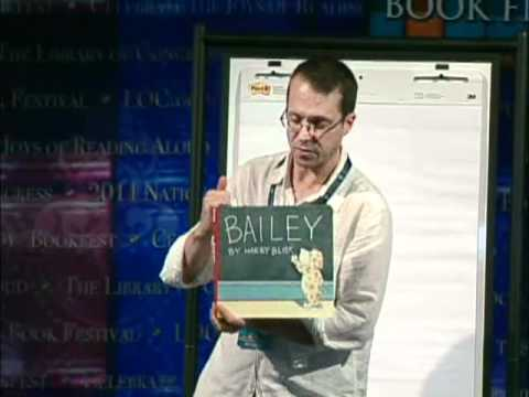 Harry Bliss: 2011 National Book Festival