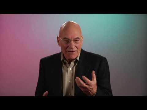 GREAT PERFORMANCES | Hamlet | Interview with Patrick Stewart | On Technology | PBS