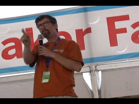 Geek Squad at Maker Faire '08: Make: television Presentation