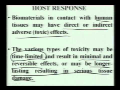 Mod-01 Lec-12  Lecture-12-Introduction to Biomaterials