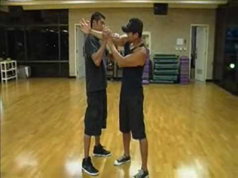 Wing Chun - Power of the Stretch (basic concept)