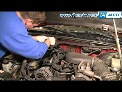How To Fix Heater AC Fan Speed Control GMC Sonoma Chevy Blazer S10 1AAuto.com