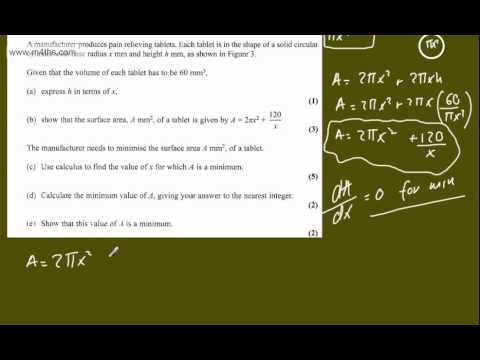 (q8) Core May 2012 Edexcel VERY QUICK WORKED ANSWERS ONLY