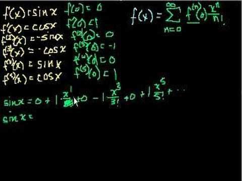 Polynomial approximations of functions (part 5)
