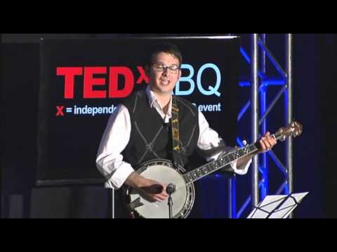 TEDxABQ - Todd Eric Lovato - How to write music (without sounding like a jerk)