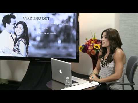 Jasmine Star: Intro to 5-Day Wedding Photography Workshop
