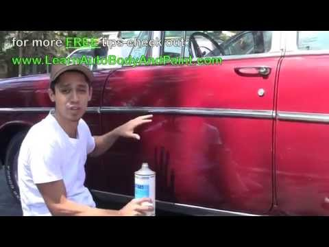 How To Remove Car Scratches - Buffing Out Car Scratches From Home!