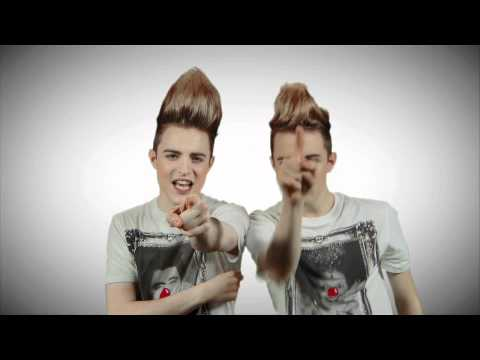 Jedward's Hair Will Soon Be So Big, It's Dangerous