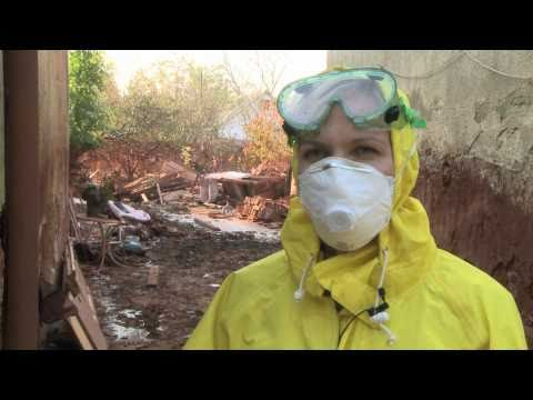 Toxic sludge disaster Hungary