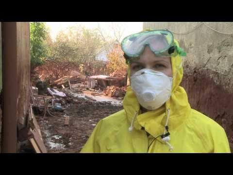 Toxic sludge disaster Hungary