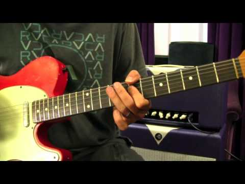 Free Rhythm Guitar Lesson: Implying Chords Using The Pentatonic Scale