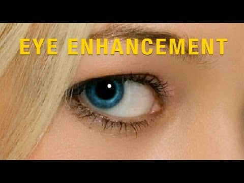 Awesome Eyes in Photoshop