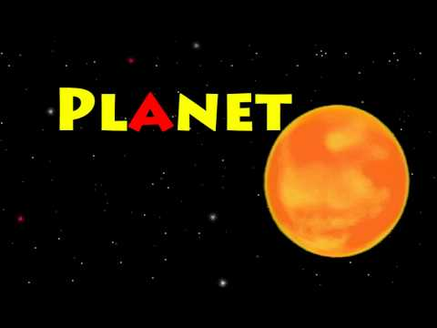Vids4kids.tv - Star Words Part 2 - Planet