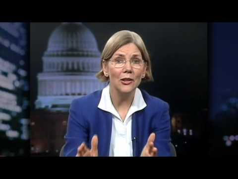 TAVIS SMILEY | Guest: Elizabeth Warren | PBS