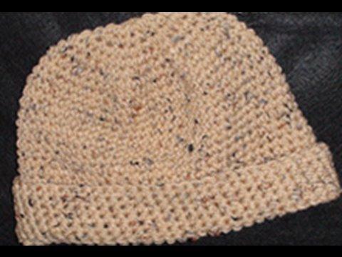 Crochet Geek - Large Size Beanie Cap
