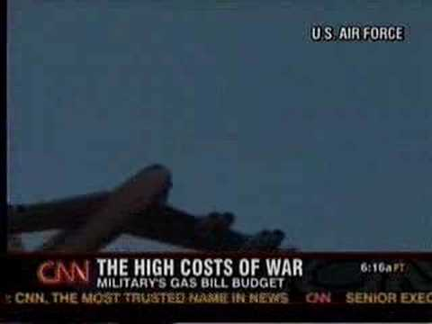 Oil Prices Send US Military Scrambling - CAP's Korb on CNN