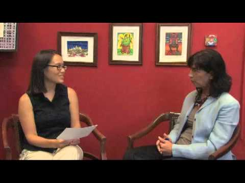 Interview with a Naturalized Citizen: Magdalena Mieri