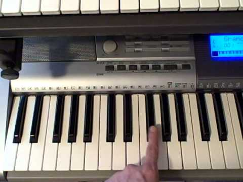 How to Play The Edge Of Glory By Lady Gaga on Piano