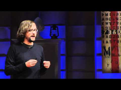 TEDxVancouver - Jer Thorp - The Weight of Data