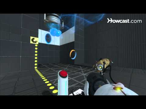 Portal 2 Walkthrough / Chapter 8 - Part 11: Room 16/19