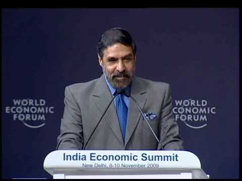 India Economic Summit 2009 - India's Global Engagement