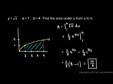 Calculus 5.4j - Fundamental Theorem Example 1