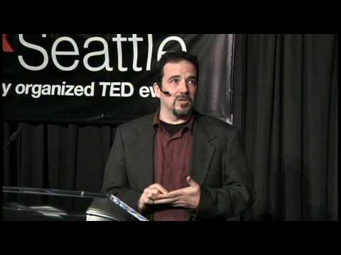 TEDxSeattle - Ron Krabill - 04/16/10