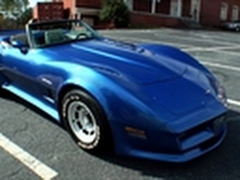 Auction Kings - Original 82' Corvette