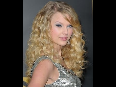 Taylor Swift Inspired Tight Curls