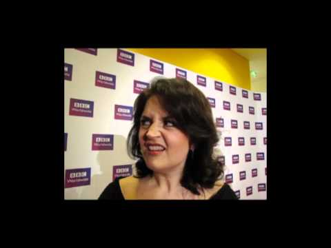 Ruth Jones talks to BBC Worldwide Showcase