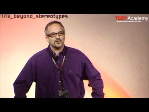 TEDx Youth@Academy 2011 Jeff Leiken: Ποιού όνειρο ζεις