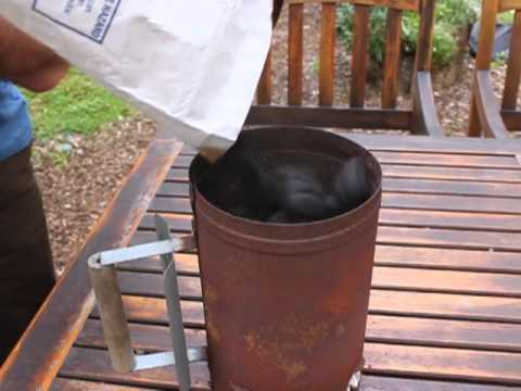 How to Use a Chimney Charcoal Starter