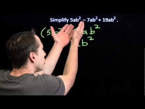 Art of Problem Solving: Factoring Multi-Variable Expressions Part 1