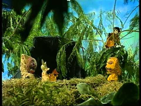 Puppet Show - Lot Pot - Episode 99 - Chugalkhor Chimpu - Kids Cartoon Tv Serial - Hindi