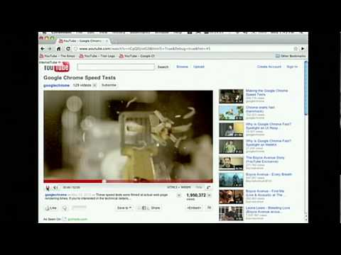 Google I/O 2010 -  WebM Open Video Playback in HTML5