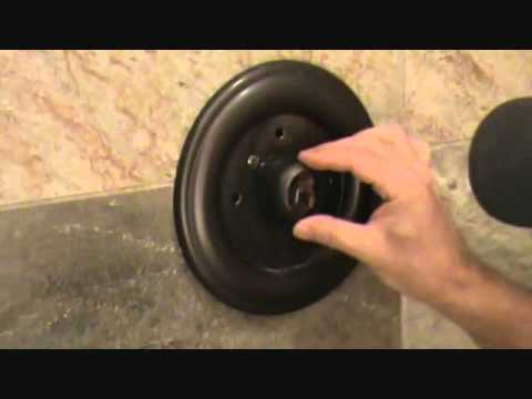 How to adjust a shower handle: for more enjoyment