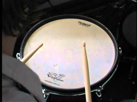 What is a Single Paradiddle and how to play it on the drums by Jesse Conlee
