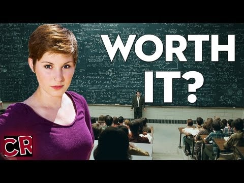 Is College Worth It? Or a Waste of Money?