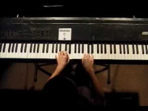 Piano Lesson - Hanon Finger Exercise #2