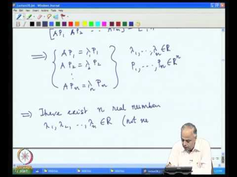 Mod-08 Lec-28 Diagonalization Part 1