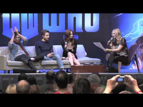 Doctor Who Live Cast Q&A Part 4 - Westfield Stratford City - BBC